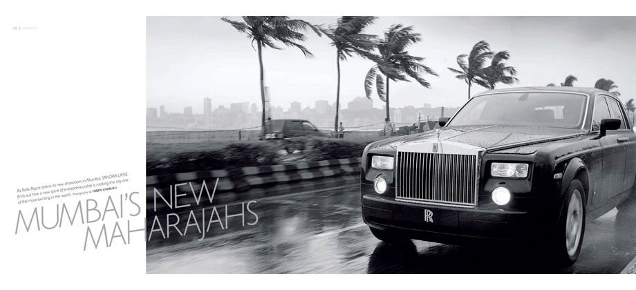 Content Strategy for Rolls-Royce Motor Cars